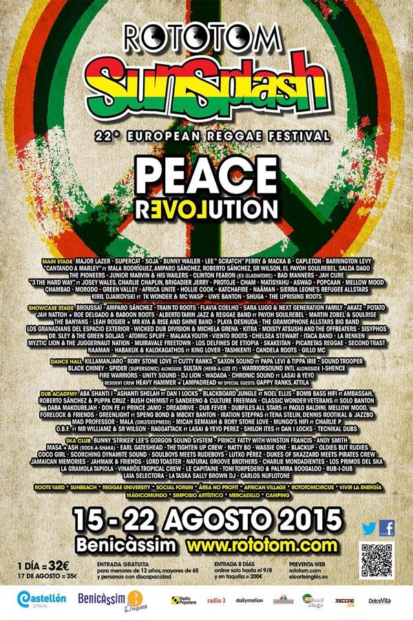 rototom festival