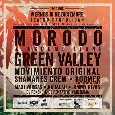Morodo GV Chile