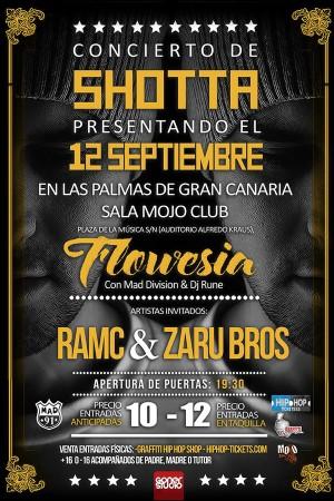 Shotta Las Palmas