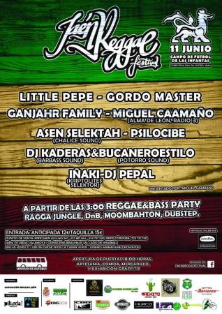 jaen reggae festival